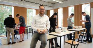 Industrieel Ingenieurs van UHasselt / KULeuven volgen Lean Workshop!