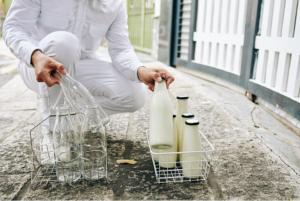 Lean in logistiek – de melkronde